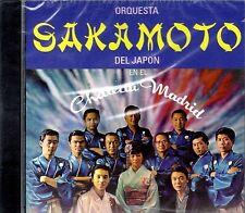 """ORQUESTA SAKAMOTO DEL JAPON -  """" EN EL CHATEAU MADRID"""" - CD"""