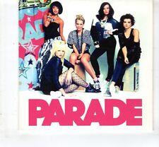 (HL653) Parade, Louder - 2010 DJ CD