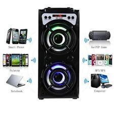 Portable Wireless Bluetooth Speaker Stereo Super Bass w/ USB/TF/FM Radio Outdoor