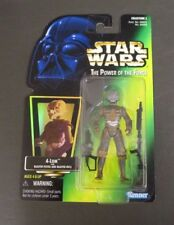4-LOM Bounty Hunter 1997 STAR WARS Power of the Force POTF MOC