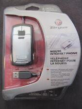 Targus Mouse Internet Phone USB NOS