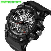 Military Men Wrist Watch Luxury Brand Waterproof Sport Camping Dive Mens Watches