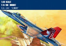 HobbyBoss 1/48 80321 F/A-18C Hornet Model Kit Hobby Boss