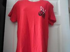 La Vie Grand Marnier Paris France T-Shirt Red Unisex  Size M Medium New W/O Tags