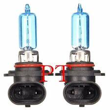 9005 HB3 12V 55W Halogen Headlight Light Bulbs 5000K Super White #y6 High Beam