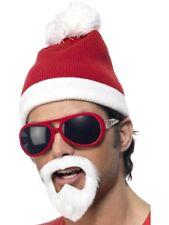 Nikolauskostüm Set Cooler Santa Gangster Ötzi Kostüm
