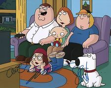 Family Guy cast signed autographed 11x14 Seth MacFarlane A