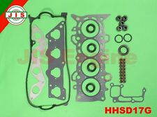 Honda 01-05 Civic DX LX D17A1 1.7L SOHC Head Gasket Set HHSD17G
