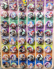 Sword Art Online 3CM LOT PIN back BADGE BUTTON ANIME NEW FOR PARTY BAG CLOTH