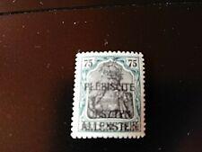 STAMPS - TIMBRE - POSTZEGELS - DUITSLAND ALLENSTEIN 1920  NR. 9 *  (D192)