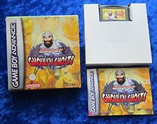 Super Ghoulsn Ghosts, GBA GameBoy Advance Spiel, OVP Anleitung