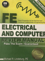 FE Electrical and Computer Review Manual - Paperback - GOOD