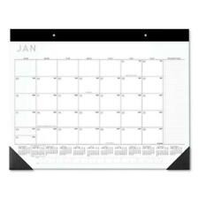 At A Glance Sk24x00 Contemporary Monthly Desk Pad 22 X 17 2022