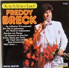 Freddy Breck - Kein schöner Land - CD