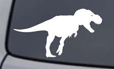 TYRANNOSAURUS REX Vinyl Decal Sticker Car Window Wall Bumper Dinosaur T-Rex
