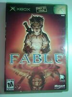 Fable: Original Xbox Game Tested and Working