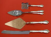 Legato by Towle Sterling Silver Dessert Serving Set 4pc Custom Made