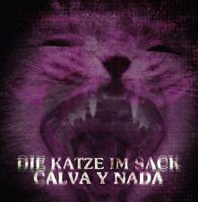 CALVA Y NADA Die Katze im Sack & Live - 2CD - Limited 200
