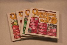 """Book set of 4 """"Questions Kids Ask"""" about Space, Snakes, Frogs, Faraway Places"""