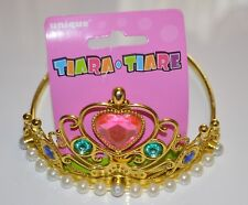 Tiara Birthday Party Princess Girls Glitz Guest of Honor Crown Favors Jeweled