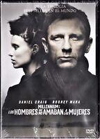 Millennium: LOS HOMBRES QUE NO AMABAN A LAS MUJERES d David Fincher Daniel Craig
