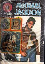"""Michael Jackson 2 Color Posters 1984 - Size 11,81"""" x 7,87"""""""