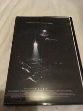 RIDLEY SCOTT'S ALIEN 1979 WORK PRINT EXTENDED EDITION DVD w/DELETED SCENES