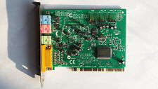 Creative Labs CT4810 PCI Soundcard, CT5880-DC0, LINE-IN, LINE-OUT, MIC
