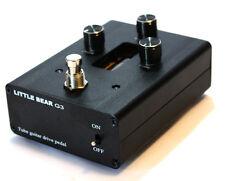 Little bear G3 TUBE VALVE guitar bass Overdrive DRIVE Gain pedal Stomp act