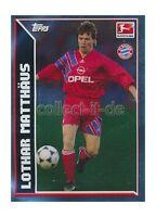 Topps Bundesliga 11/12 Einzelsticker 412 Lothar Matthäus