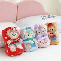 duffy rabbit soft nap blanket quilt office blankets ccar cushion rug gift