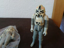 Star Wars ; Figur; Imperial At - At Pilot;rotes Emblem; 1980