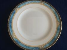"""Wedgwood Curzon 8 1/8"""" dessert plate (second - small flaws to border pattern)"""