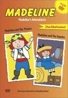 Madeline's Adventures - DVD By Artist Not Provided - VERY GOOD