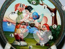 Super 800er Herren Taschenuhr Revue mit Erotik Automat Animation/Sek um 1910