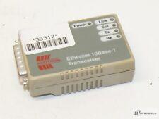ADDTRON Ethernet 10 Base-T Transceiver
