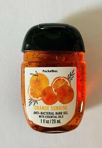 Bath and Body Works Pocketbacs - Orange Sunrise