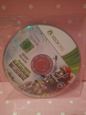 Plantas Vs Zombies Xbox 360 ningún caso