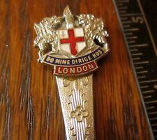 Vintage London Domine Dirige Spoon Souvenir