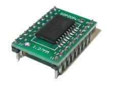 Attiny 2313 a Adapterboard Atmel AVR Breadboard