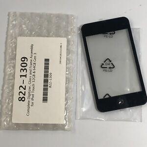 Glass Digitizer Screen + Frame + Home Button Assembly foriPod Touch 3rd Gen.