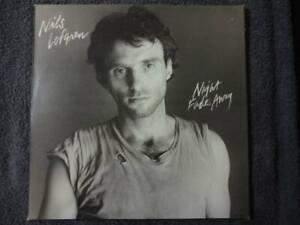 NILS LOFGREN NIGHT FADES AWAY VINYL RECORD LP BRUCE SPRINGSTEEN GUITAR MAN