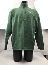 The North Face Green Fleece Pullover Mens Size XL KG RR34