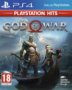 God Of War Ps Hits PS4 PLAYSTATION 4 Sony Computer Entertainment