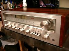 Vintage Pioneer SX-650 Stereo Receiver ,Cleaned and Freshly serviced. Works Well