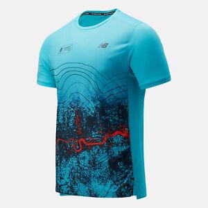 New Balance London Marathon running T-shirt - size Large - Brand new