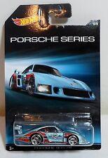 Hot Wheels 2014 Porsche Series - 935 - 78 Gt Die Cast Car Mosc Sealed 8/8