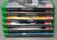Bundle/Joblot of 6 Adult Horror Xbox One Games - Preowned - Fast Dispatch