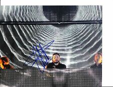 SWEDISH HOUSE MAFIA STEVE ANGELLO SIGNED AWESOME BACKGROUND 8X10