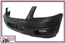 NEW 03 - 06 FORD EXPEDITION COMPLETE FRONT BUMPER ASSEMBLY SMOOTH UPPER LOWER